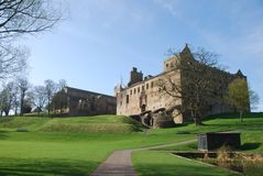 Linlithgow Palace Stock Image