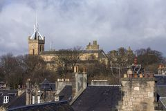 Linlithgow Palace Royalty Free Stock Photos