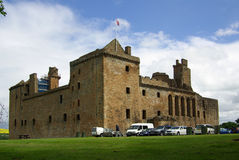 Linlithgow palace in Scotland Royalty Free Stock Photography