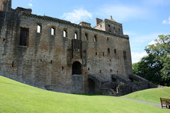 Linlithgow Palace, Side Royalty Free Stock Photo