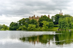 Linlithgow Palace, West Lothian, Scotland, Royalty Free Stock Photography