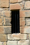 Linlithgow Palace, Window. Image from Linlithgow Palace a small window Royalty Free Stock Photos