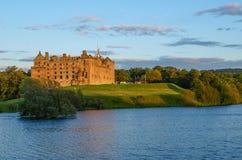 Linlithgow slott Royaltyfria Foton