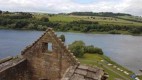 Linlithgow slott Skottland 2017 Arkivbilder