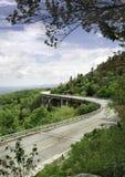 Linn Cove Viaduct royalty free stock photos