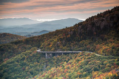 Linn Cove Viaduct Stock Image