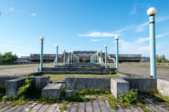 Linnahall de Tallinn Imagen de archivo libre de regalías
