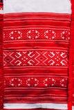 Linnenhanddoeken met Witrussisch Etnisch National Folkenornament  royalty-vrije stock foto