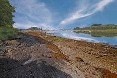 linnhefjord Arkivbilder
