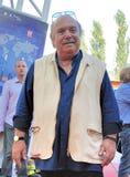 Lino Banfi al Giffoni Ekranowy festiwal 2011 Zdjęcia Royalty Free