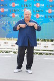 Lino Banfi al Giffoni Film Festival 2011 Stock Photography