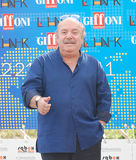 Lino Banfi al Giffoni Film Festival 2011 Royalty Free Stock Photography