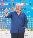 Lino Banfi al Giffoni Film Festival 2011 Royalty Free Stock Images