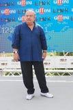 Lino Banfi al Giffoni Film Festival 2011. Giffoni Valle Piana, Salerno, Italia - 21 Luglio, 2011 : Lino Banfi al Giffoni Film Festival 2011 - il 21 Luglio, 2011 Royalty Free Stock Photos