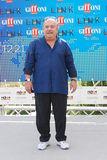 Lino Banfi al Giffoni Film Festival 2011. Giffoni Valle Piana, Salerno, Italia - 21 Luglio, 2011 : Lino Banfi al Giffoni Film Festival 2011 - il 21 Luglio, 2011 Stock Images