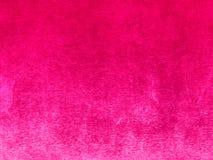 Lino gedrukte textuur in gediplomeerd magenta en roze vector illustratie