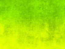 Lino gedrukte textuur in gediplomeerde kalk en geel royalty-vrije illustratie