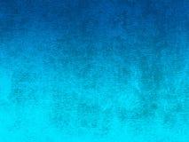 Lino gedrukte textuur in gediplomeerde medio en lichtblauw royalty-vrije illustratie