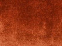 Lino skrivev ut textur i graderad sepia och brunt stock illustrationer