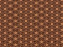 Linoléum avec les modèles géométriques abstraits, contexte de conception Image stock