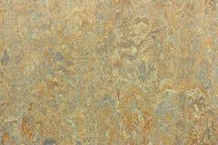 Linoleum. Beige linoleum with marble design Royalty Free Stock Photos