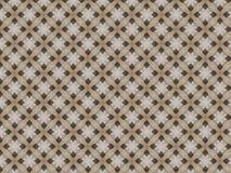 Linoleum lichtbruin op de vloer die het volumepatroon van het rooster herhalen royalty-vrije stock afbeeldingen