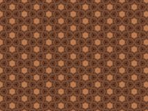 Linoleum med abstrakta geometriska modeller, designbakgrund Fotografering för Bildbyråer
