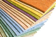 Linoleum multicolore dell'accumulazione Immagine Stock Libera da Diritti