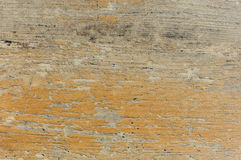 Linoleum with painted wood texture Stock Images