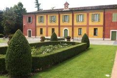 Linon (Brescia, Italien) Stockfotos