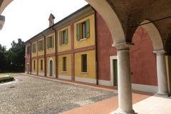 Linon (Brescia, Italien) Stockfoto