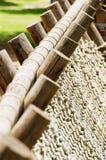 linowy drewno Zdjęcia Stock