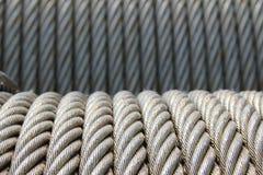 linowy drut Zdjęcie Royalty Free