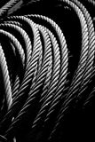 linowy silny drut Obraz Royalty Free