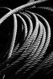 linowy silny drut Zdjęcie Royalty Free