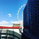 Linq and High Roller Stock Photos