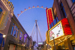 Linq Las Vegas Stock Afbeeldingen