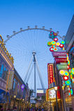 The Linq Las Vegas Stock Photos