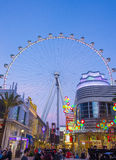 The Linq Las Vegas Stock Photo