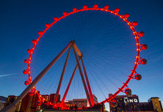 The Linq Las Vegas Stock Image