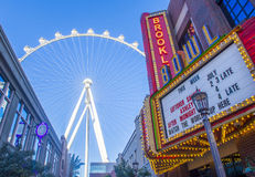 The Linq Las Vegas Stock Image