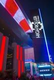 The Linq Las Vegas Stock Photo