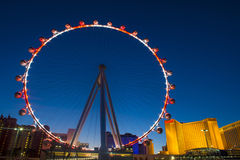 The Linq Las Vegas Royalty Free Stock Photo