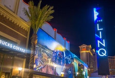 The Linq Las Vegas Stock Photos