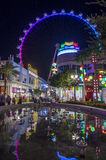 The Linq Las Vegas Royalty Free Stock Images