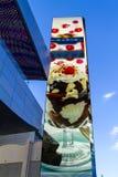 The LINQ Sign in Las Vegas. Stock Photos