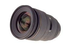 Linse der modernen Digitalkamera, Ansicht der vorderen Linse Lizenzfreies Stockbild