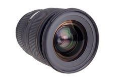 Linse der modernen Digitalkamera, Ansicht der vorderen Linse Lizenzfreie Stockfotos