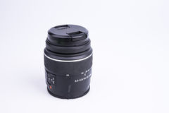 Linse 18-55mm Stockfoto