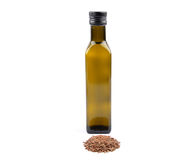 Linseed oil Stock Images